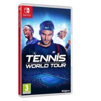 BIG BEN INTERACTIVE - TENNIS WORLD TOUR - Jeu Switch