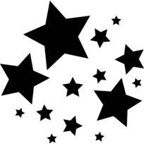 Nio - Tampon Galaxie Étoiles