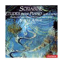 Forlane - Etudes pour piano Op. 8 & 42