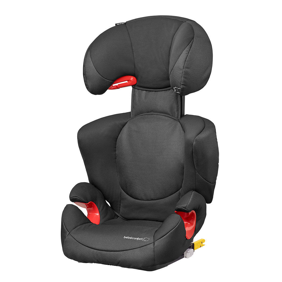Siège Auto Isofix Rodi XP Fix - Groupe 2/3 - Night Black