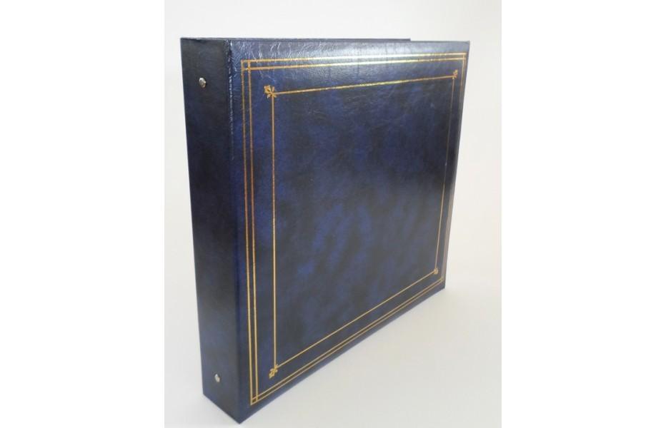 album photo Classeur bleu Classiques 400 photos 10x15 cm pochettes P.P