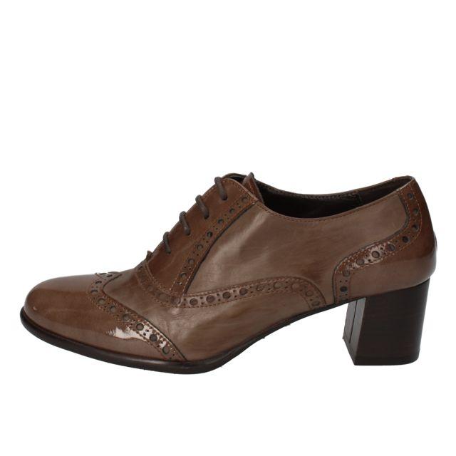 chaussure de ville femme