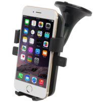 Muvit - Support voiture pour smartphone 90mm avec pack accessoires