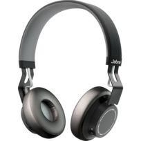 JABRA - Move Wireless - Casque Stéréo sans-fil Bluetooth - Noir