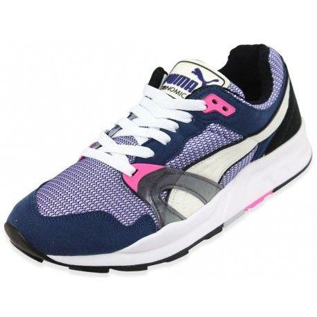 new arrival a1ddc 970fc Puma - Trinomic Xt 1 Plus Blub - Chaussures Homme - pas cher Achat   Vente  Baskets homme - RueDuCommerce