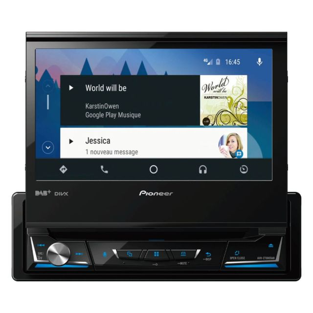 pioneer autoradio gps avh z7000dab achat vente. Black Bedroom Furniture Sets. Home Design Ideas
