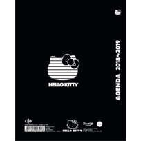 HELLO KITTY - Agenda scolaire 2018/2019