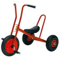 Italtrike - tricycle 4/8ans chooper rouge