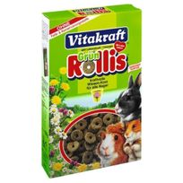 Vitakraft - Rollis Verts pour Rongeur - 500g