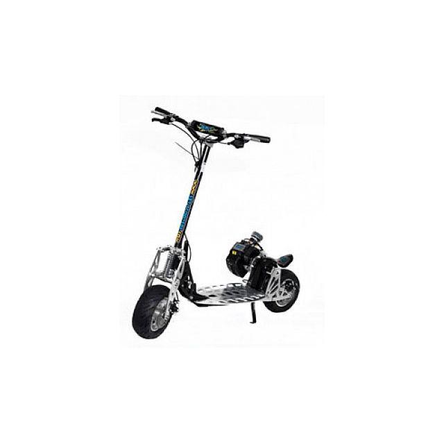 sxt scooter trottinette thermique 71cc pas cher achat vente trottinette rueducommerce. Black Bedroom Furniture Sets. Home Design Ideas