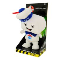 Underground Toys - S.O.S Fantômes - Peluche parlante Stay Puft Marshmallow Man Happy 38 cm