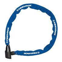 Trelock - Chaîne antivol Bc 115 1100 avec clé bleu