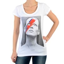 Eleven Paris - Tee Shirt Katos W Kate Moss Blanc