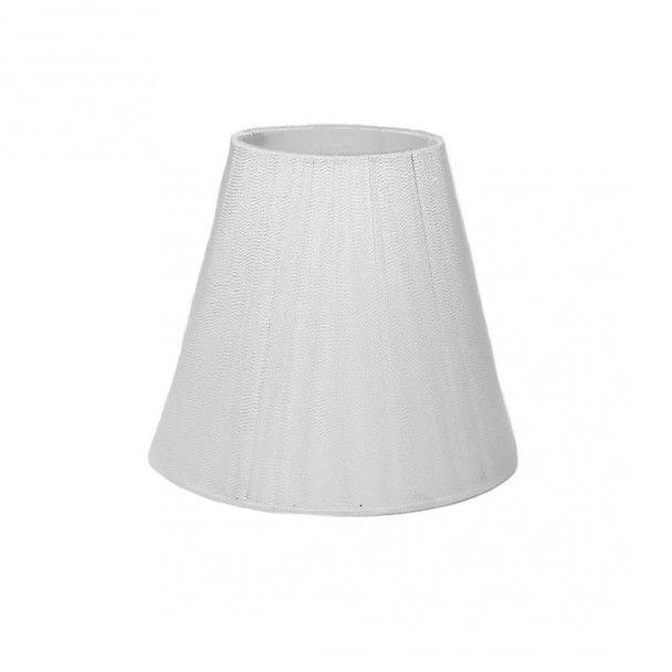 kosilum abat jour pour lustre blanc zen pas cher achat vente abats jour rueducommerce. Black Bedroom Furniture Sets. Home Design Ideas