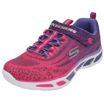 Skechers - Chaussures running mode Litebeams lumiere Rose 39585