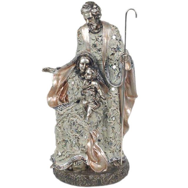 Signe Statuette Nativité en résine 36 cm