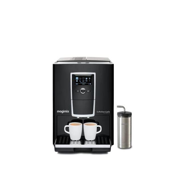 Magimix Robot à café automatic noir