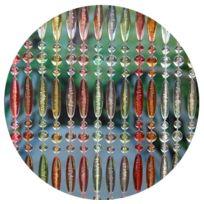 LA TENDA - Rideau de porte en perles multicolores Stresa