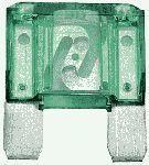 Hella - Assortiment de 13 fusibles plats maxi 8JS728595901