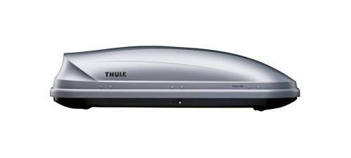 Coffre de toit Touring M 400 litres titan