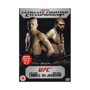 Fight Dvd - Ultimate Fighting Championship - 71: Liddell Vs Jackson 2 Import anglais