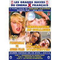 Blue One - Pensionnat De Jeunes Filles - Initiation Au College - Les Petites Nymphettes