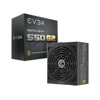 EVGA - Alimentation 100% modulaire SuperNOVA 550 G2 - 550W - 80+ Gold