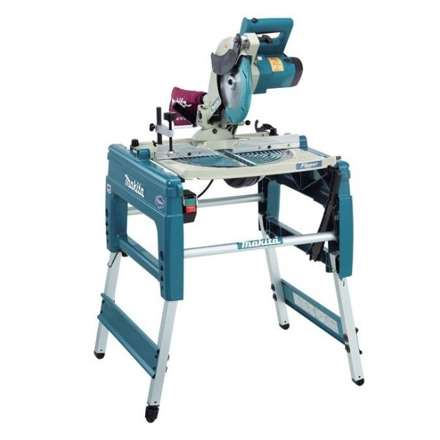 Makita Scie Sur Table Et A Coupe D Onglet Reversible 1650 W O