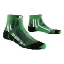 X Bionic - Chaussettes X-bionic Run Speed Two vert noir