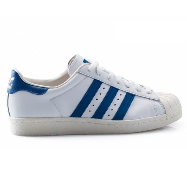 Adidas original - Basket adidas Superstar Blanc G61068-36