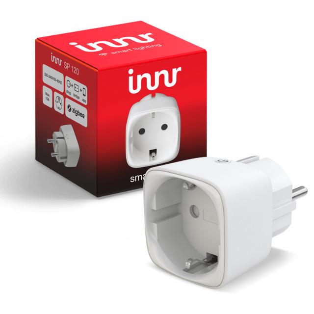 INNR - Pack de 2 prises connectées - Pilotage lampe ou autres...