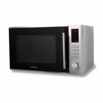 Inventum - combinaison four à micro-ondes 30 L 900 W argenté Mn305C