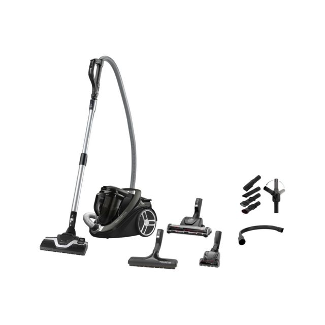 ROWENTA Silence Force Cyclonic 2 Full Care Pro - RO7695EA