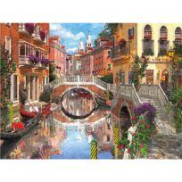 Clementoni - Puzzle 3000 pièces : Venise