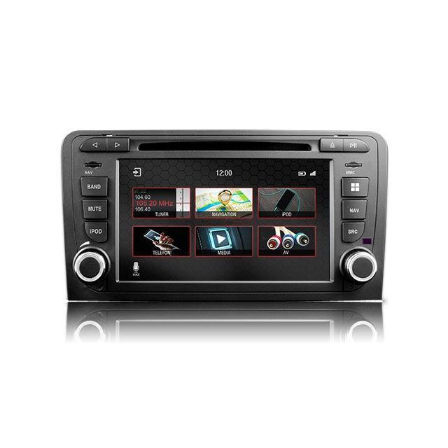 Dynavin Caliber - Autoradio Mp3 Caliber Rmd602BT