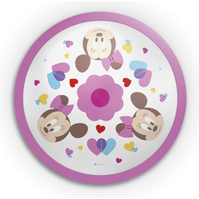 717603116 Plafonnier Minnie Mouse Disney Baby