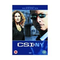 Momentum - Csi: Crime Scene Investigation - New York - Complete - Season 5 Import anglais
