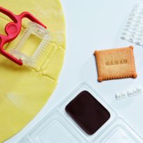 YOOCOOK - Kit Petits Beurre Choco Maison