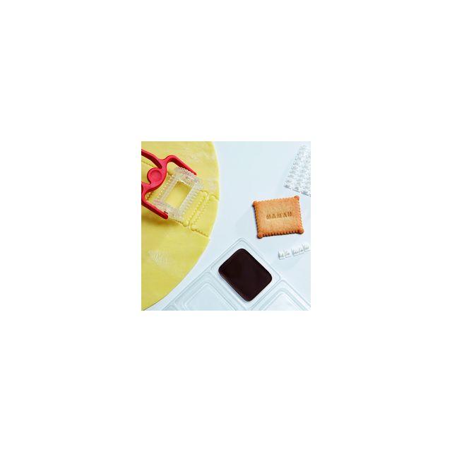 YOOCOOK Kit Petits Beurre Choco Maison