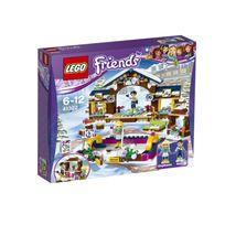 Lego - 41323 Friends Tm : La patinoire de la station de ski