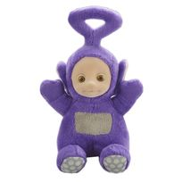 Spin Master - Peluche Teletubbies 15 cm : Tinky Winky