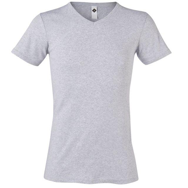 tex lot de 2 t shirts en coton bio manches courtes homme. Black Bedroom Furniture Sets. Home Design Ideas