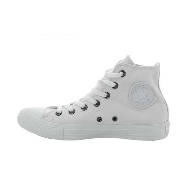 0b86f2575976 Converse - Basket Converse All Star Ct Canvas Hi Monochrome - Ref. 1U646