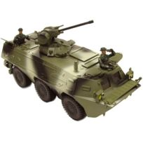 Peterkin - VÉHICULE De Guerre Et Deux Figurines De Soldats - World Peacekeepers Infantry Fighting Vehicle IFV