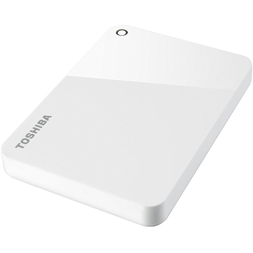 Disque dur externe Canvio Advance - HDTC910EW3AA - Blanc