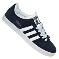 Adidas originals - En Solde Baskets - Gazelle Og Tete de mort - Navy Blanc
