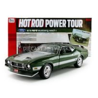 Auto World - 1/18 - Ford Mustang Mach 1 - Hot Rod - 1973 - Amm1144