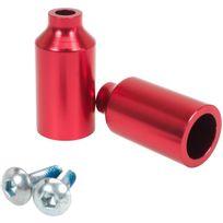 Blazer Pro - Pegs de trottinette Pegs canista rouge Rouge 26845
