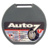 Auto7 - chaînes à neige 9 mm n 9