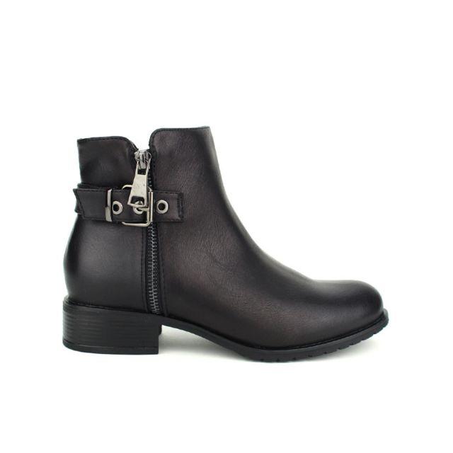 Vente Bottine Boots Achat Pas Noire Cendriyon Cher Look's w6CnqSTSxp